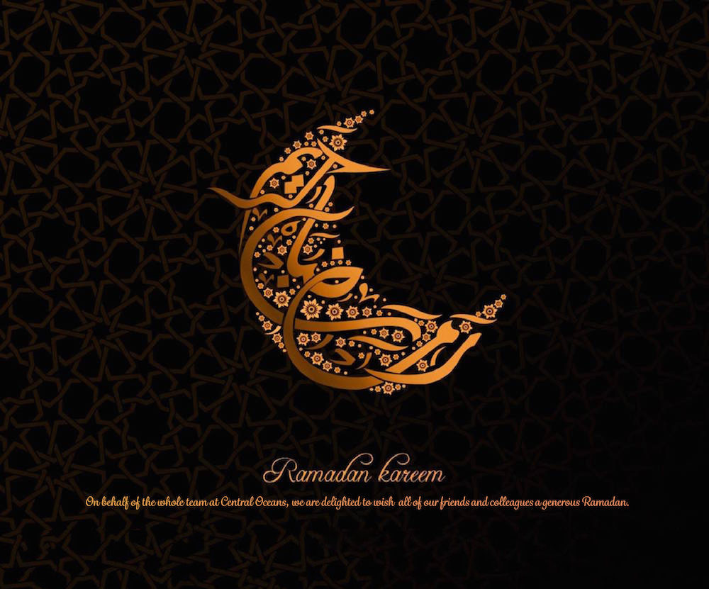 Wishing all a peaceful Ramadan