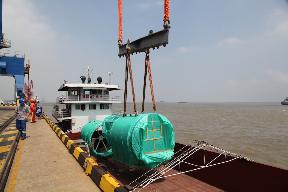 """Another unit for a 100km """"used water"""" superhighway shipped!"""