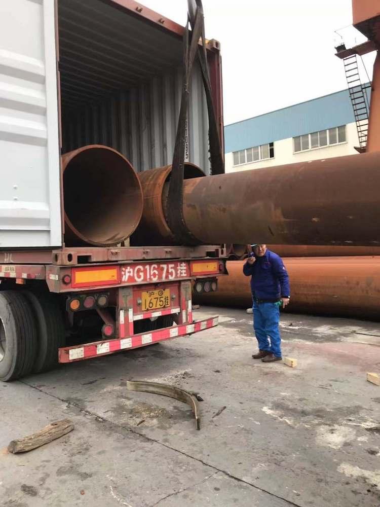 Steel for Bahrain