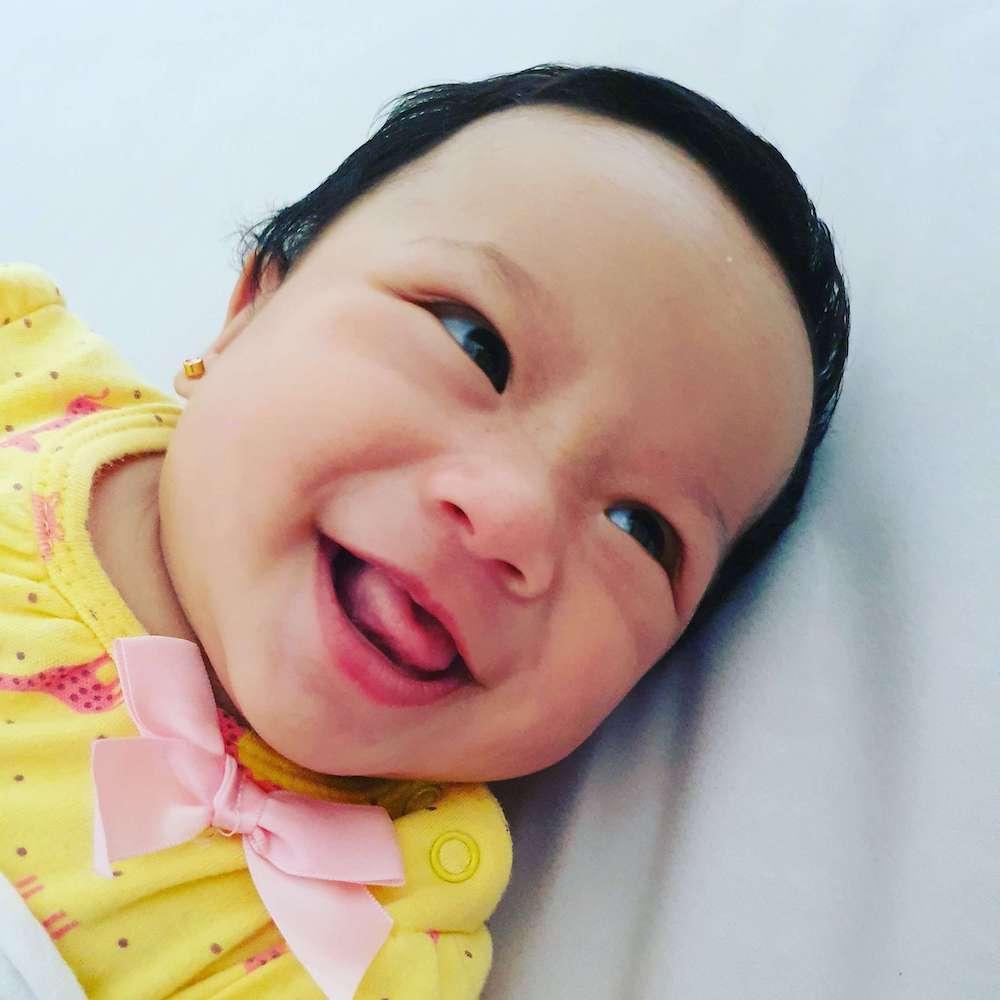 A baby girl for the Rasyidi Family!