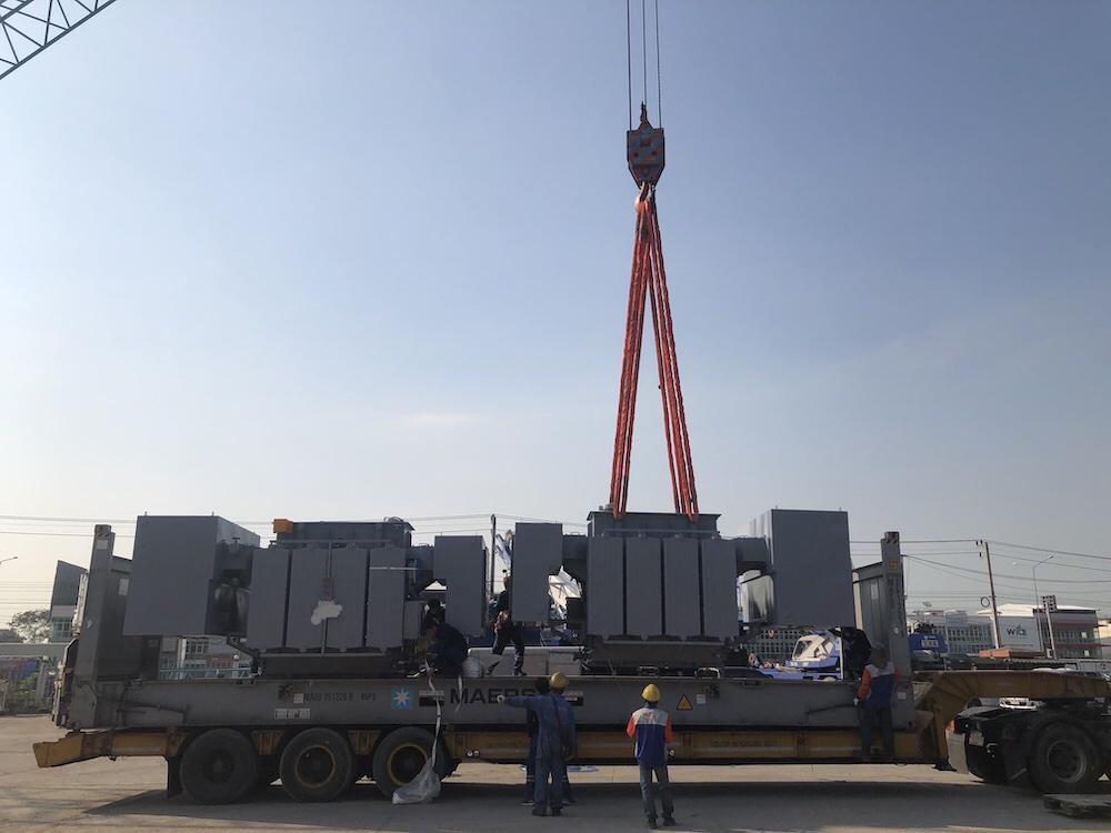 Transformers for Sarawak