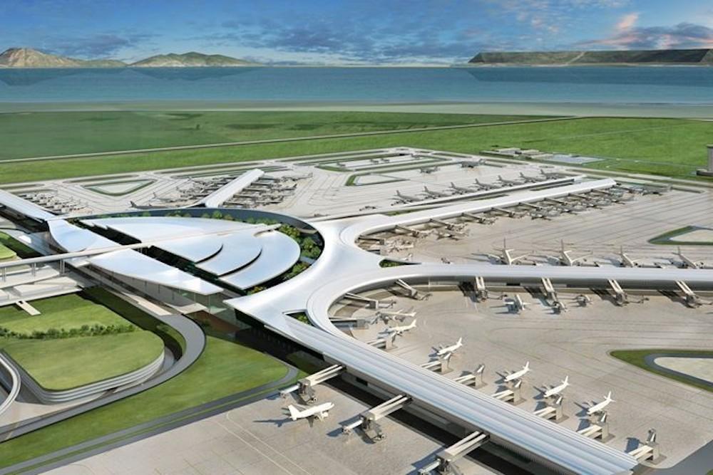 马尼拉国际机场第一站